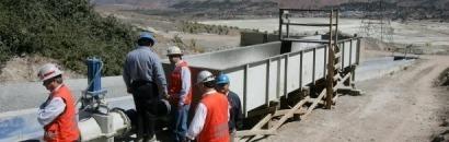 Llamado a licitación de una minicentral hidroélectrica
