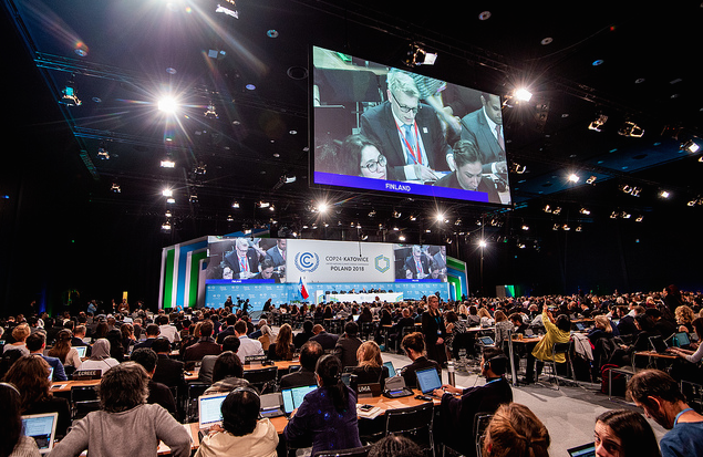 """El """"trumpismo climático"""" ha hecho mucho daño en la COP 24"""