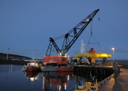 Alstom suministrará a Iberdrola turbinas mareomotrices