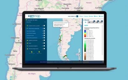 Diseñan el primer mapa de energía marina que muestra el potencial de las costas chilenas