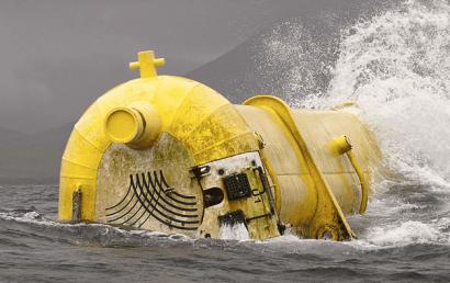 Nuevo programa europeo para financiar los ensayos de dispositivos oceánicos