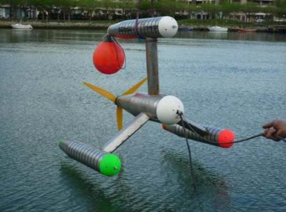 Más cerca de obtener energía de las corrientes marinas a gran profundidad y a coste competitivo