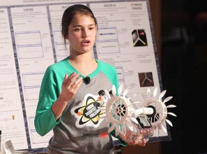 Una turbina para producir energía con las corrientes marinas, premio 3M al mejor joven científico