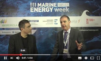 Hablan los protagonistas de la Marine Energy Week