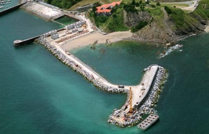 La planta de energía de las olas de Mutriku bate un nuevo récord de producción