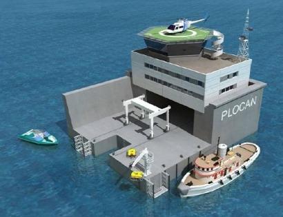 Las energías marinas se citan mañana en la Plataforma Oceánica de Canarias