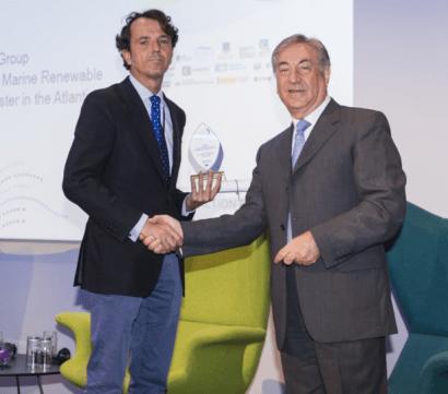 La UE premia a Sodercan por un proyecto para desarrollar las energías marinas