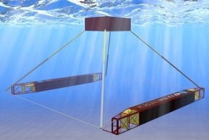 Desarrollan un dispositivo undimotriz submarino resistente a las tormentas
