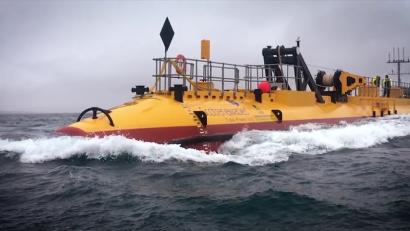 Mareas, viento e hidrógeno: energía limpia para las Orcadas