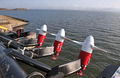 5,6 millones de euros para el proyecto de energía marina Met-Certified