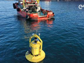 Enel Green Power instala el primer convertidor de energía de olas a escala completa de Latinoamérica