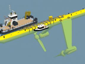 La turbina de FloTEC genera 3 GWh de electricidad en un año y bate recórd