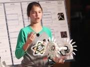 Una turbina para producir energía con las corrientes marinas, premio 3M al mejor joven científico en EEUU