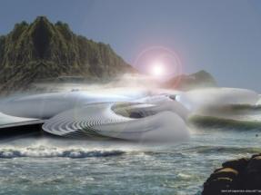 China tendrá el primer hotel del mundo en aprovechar la energía de las mareas para autoconsumo