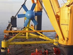 Ingeteam lidera un proyecto para reducir los costes de la energía mareomotriz