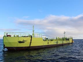 Magallanes Renovables supera las pruebas con su plataforma de energía de corrientes marinas y produce más de lo esperado