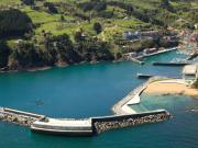 Mutriku ofrecerá visitas guiadas a la planta de energía de las olas