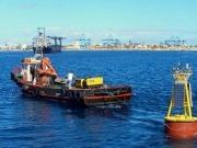 Canarias se convierte en un laboratorio de energía undimotriz