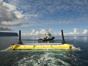 Nuevo método de evaluación ambiental para las renovables marinas