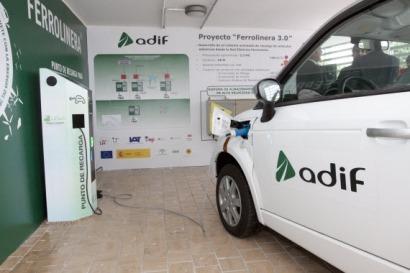 La ferrolinea de Adif, Premio Europeo RSE