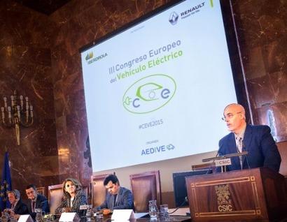 Aedive asume la representación en España de la Asociación Europea del Vehículo Eléctrico