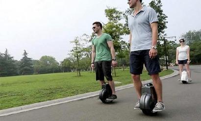 El vehículo eléctrico más pequeño del mundo