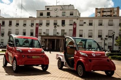 Buenos Aires: Incorporan coches eléctricos a la flota municipal de Morón