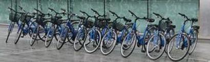El Ente Vasco de la Energía enseña a circular por la ciudad en bicicleta