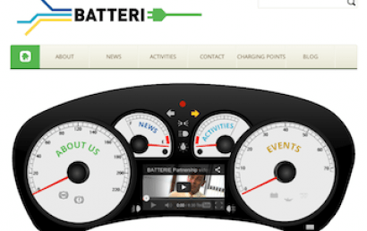 Los socios del proyecto de movilidad sostenible Batterie se reúnen en CENER