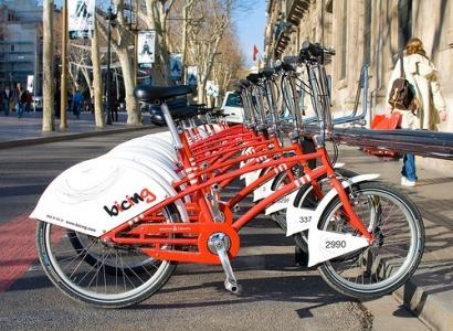 Casi medio millón de catalanes usa la bicicleta a diario
