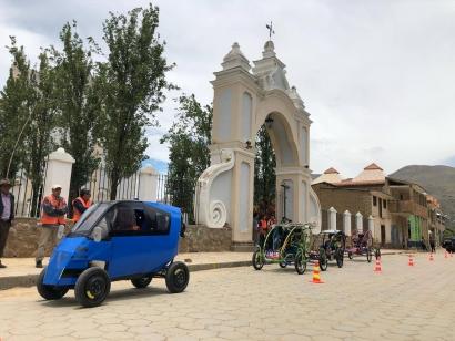 BOLIVIA: Concluye la tercera edición del Grand Prix Solar