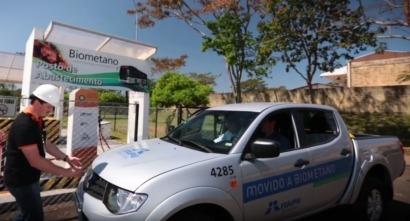 Itaipú Binacional: Suman 36 los coches a biometano