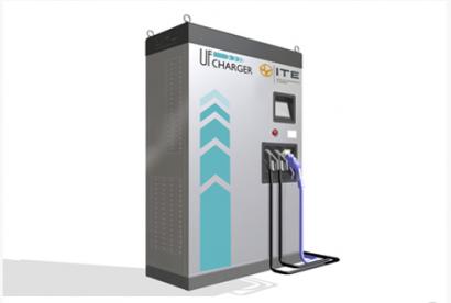 Energer e ITE presentan un cargador ultra rápido en Transfiere 2018