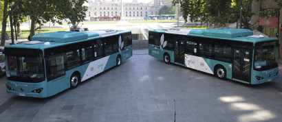 La italiana Enel y el fondo australiano de inversión AMP se unen para impulsar el transporte público eléctrico en la región