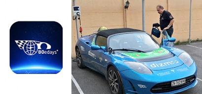 Circutor participa en la vuelta al mundo en 80 días con vehículos eléctricos