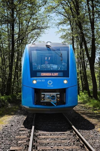 El primer tren de hidrógeno del mundo comienza a circular en septiembre
