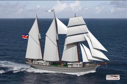 COSTA RICA: Avanza la construcción del primer barco 100 % eléctrico y sustentable del continente