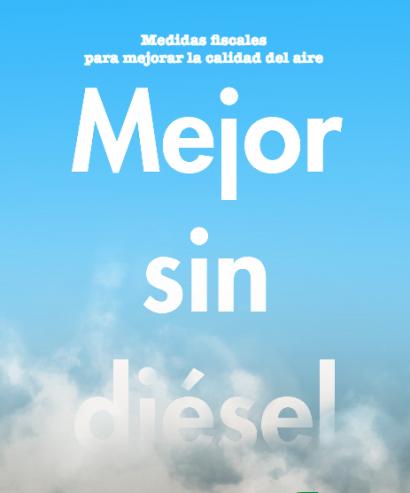 Ecologistas en Acción pide penalizar los vehículos diésel para desincentivar su compra
