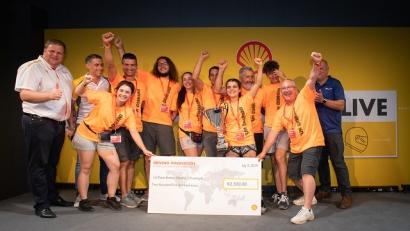 Un instituto de Alicante gana por tercera vez en la categoría eléctrica de la Shell Eco-Marathon