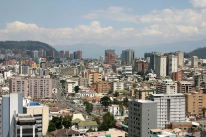 Tecnología para ordenar el tránsito de Quito