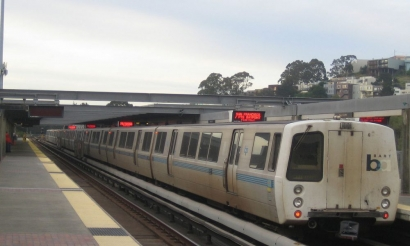 EEUU: San Francisco: El metro se abastecerá de energía eólica y solar al 75% en 2025
