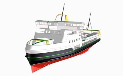 Dinamarca probará un nuevo ferry eléctrico capaz de cubrir 20 millas náuticas entre cargas