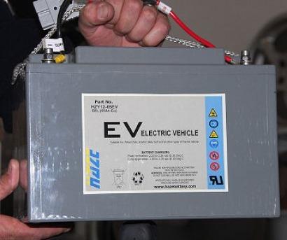 Nueva vida para las baterias de los coches eléctricos