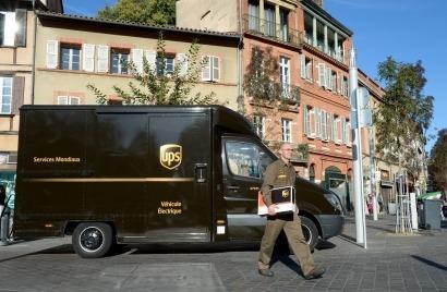 UPS pone en circulación el vehículo eléctrico número 100 de su flota europea