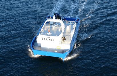 Noruega, primer país del mundo en contar con un barco eléctrico para piscicultura