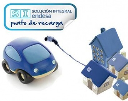 Endesa instala en España 253 puntos de recarga para vehículos eléctricos en 2013