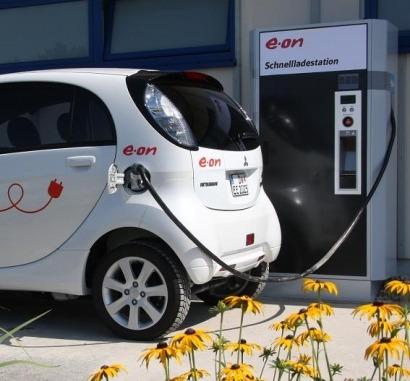 La recarga eléctrica rápida llega a las autopistas alemanas