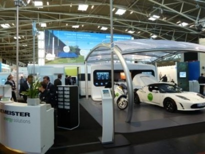 eCarTec 2011 demuestra que la movilidad eléctrica debe ligarse a las renovables