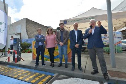Nuevos puntos de recarga para vehículos eléctricos en El Hierro