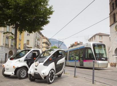 Grenoble, una ciudad inteligente
